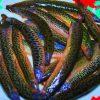 Dùng tro bếp để vo sạch nhớt ở cá chạch