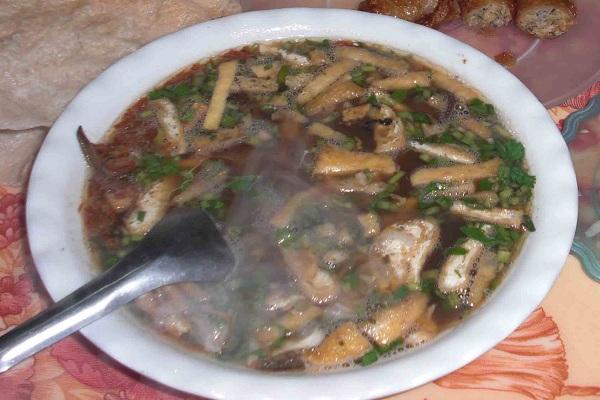 Cháo lươn Thanh Hoá