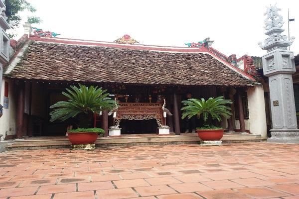 Nhà thờ Trạng Quỳnh